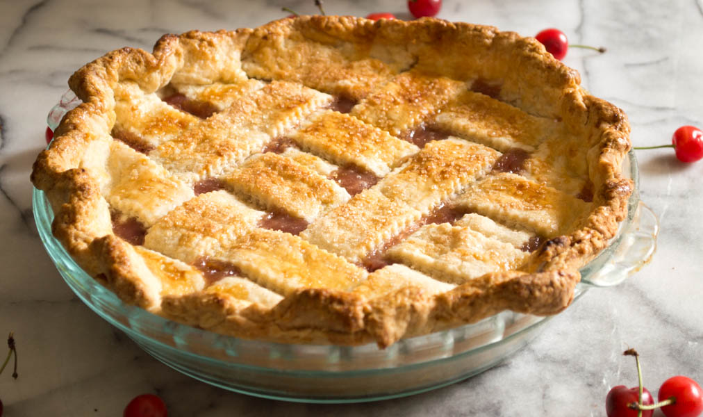 """Mom's Cherry Pie"" 